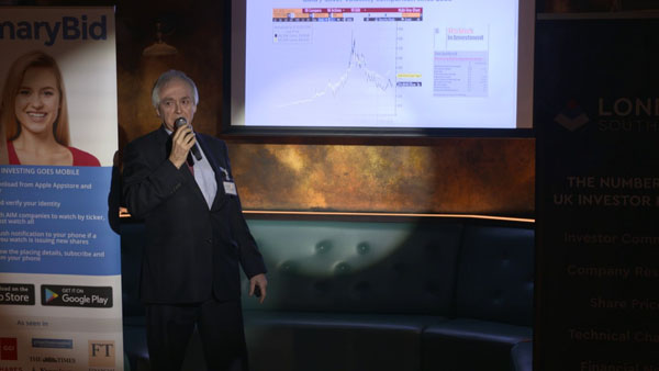 Ian Williams London South East Investor conference