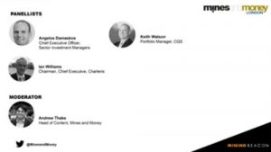 Ian Williams Mines and Money Webinar June 2019
