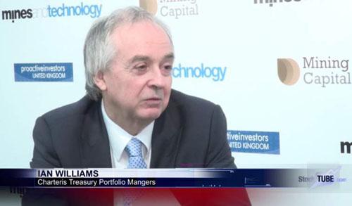 Ian Williams Proactive Investors interview
