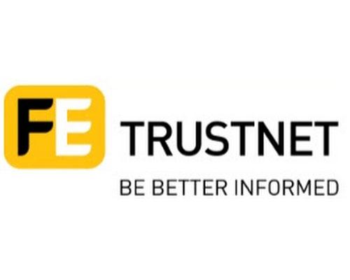 FE Trustnet logo