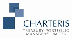 Charteris letterhead logo